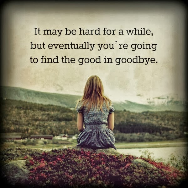 Good Sad Quotes About Love : Sad Bye Good in goodbye - quotes