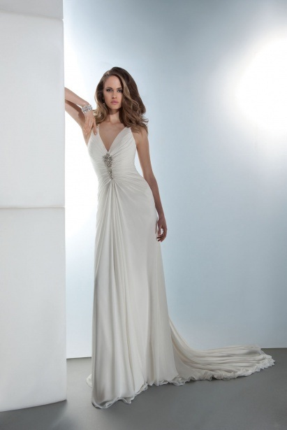 Demetrios 2013 Spring Destination Romance Bridal Wedding Dresses