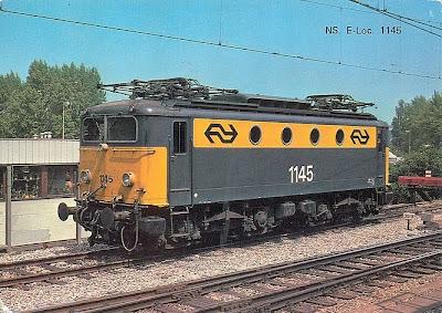 Niederländische Staatsbahn