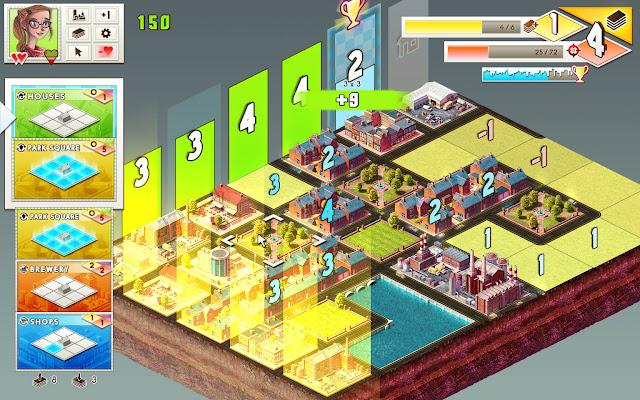 Impresiones con Concrete Jungle, el combinado perfecto entre Tetris y SimCity