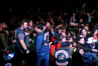 concierto de Altamont Speedway en Livermore, California