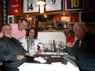 Restaurante La Brigada San Telmo Buenos Aires