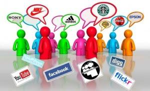 Empresas en las redes sociales