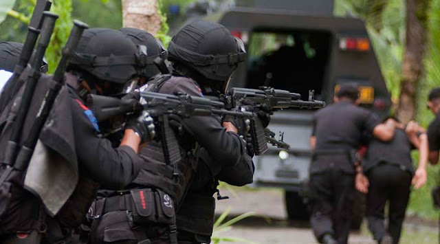 Polri Antisipasi Balas Dendam Jaringan Teroris Poso