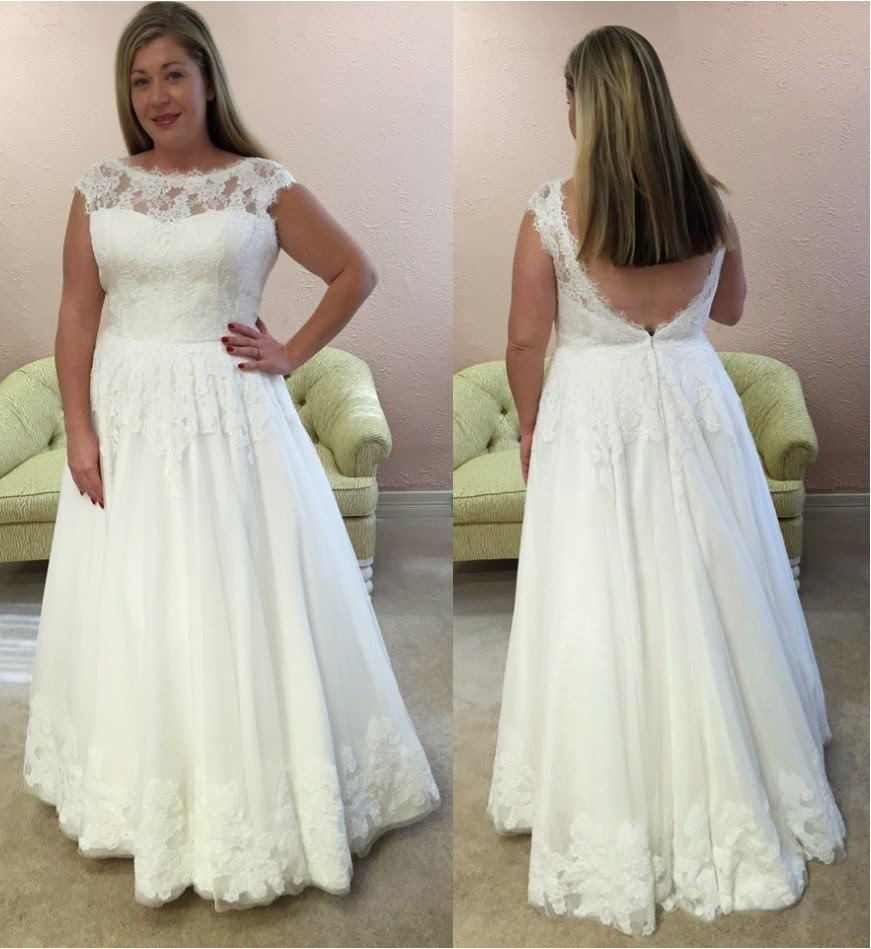 Wedding Dresses For Petite Curvy Brides: Plus size wedding dresses ...