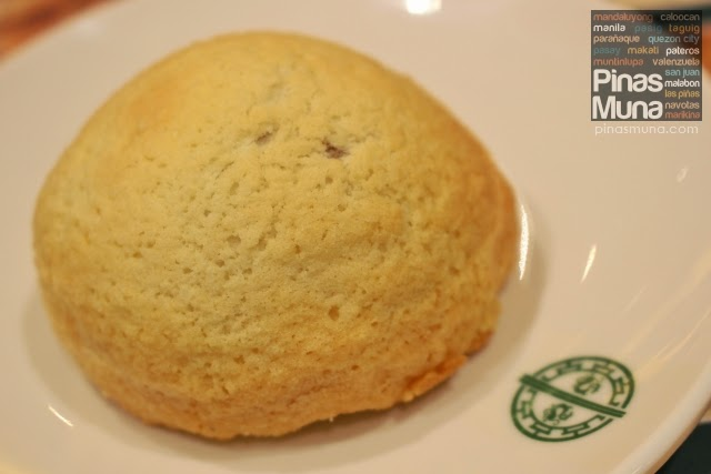 Tim Ho Wan Baked Bun with BBQ Pork
