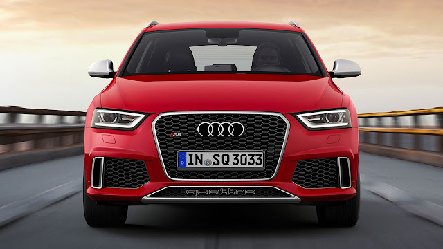 Audi RS Q Model front