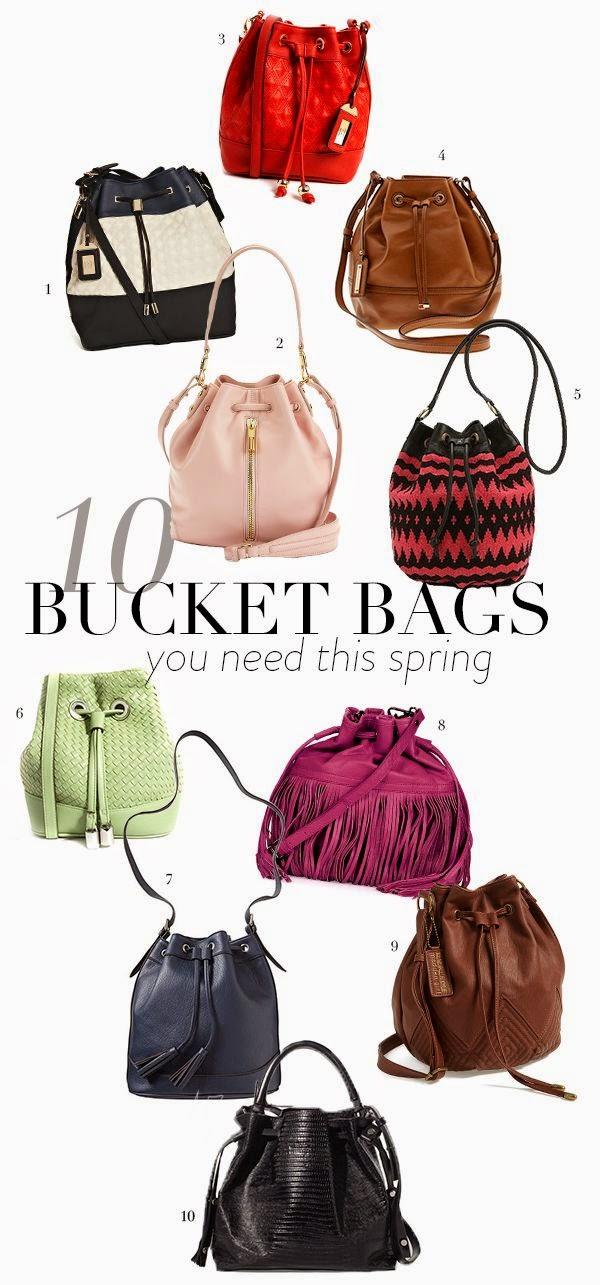 secchielli/bucket bags