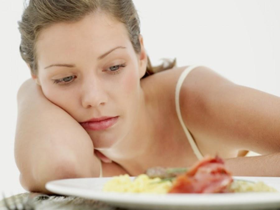 Porque no adelgazas haciendo dieta