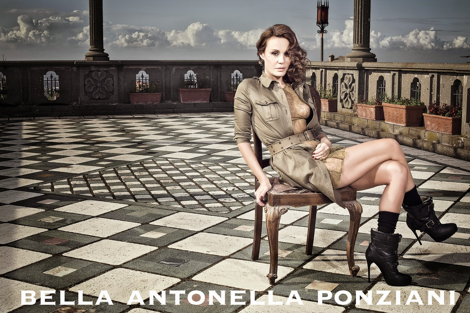 Watch Antonella Ponziani video