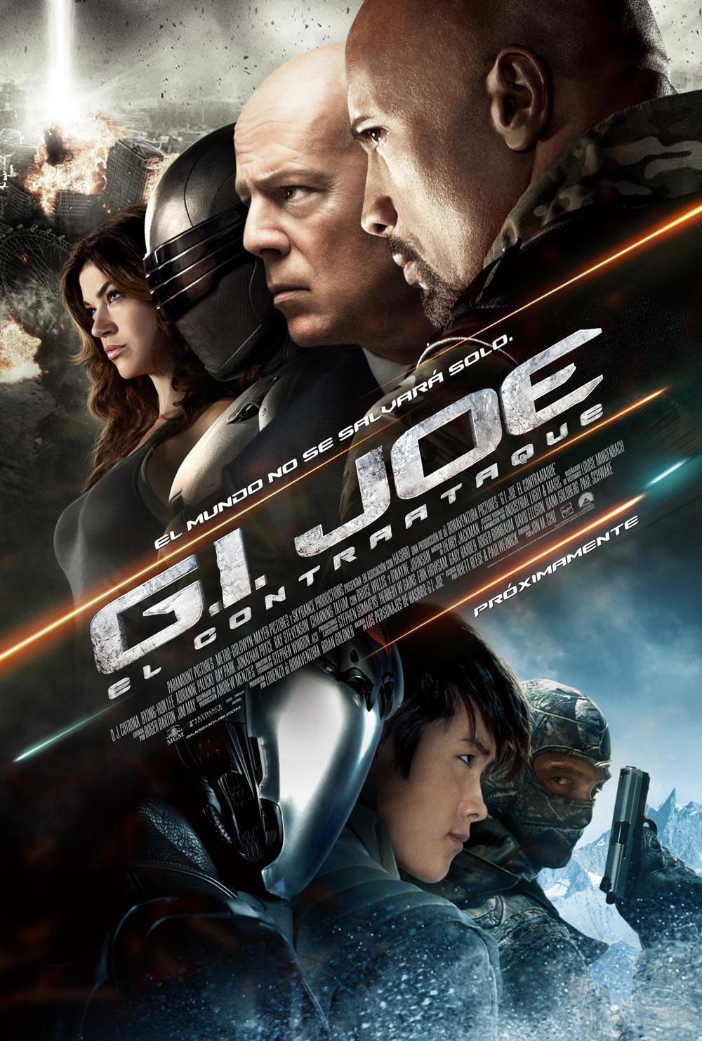 Assistir G.I. Joe 2: Retaliação Dublado 2013 ONLINE