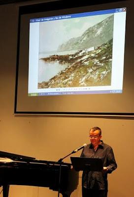 Foto: 'La pintura de Giner', el meu homenatge al magnífic pintor godellà
