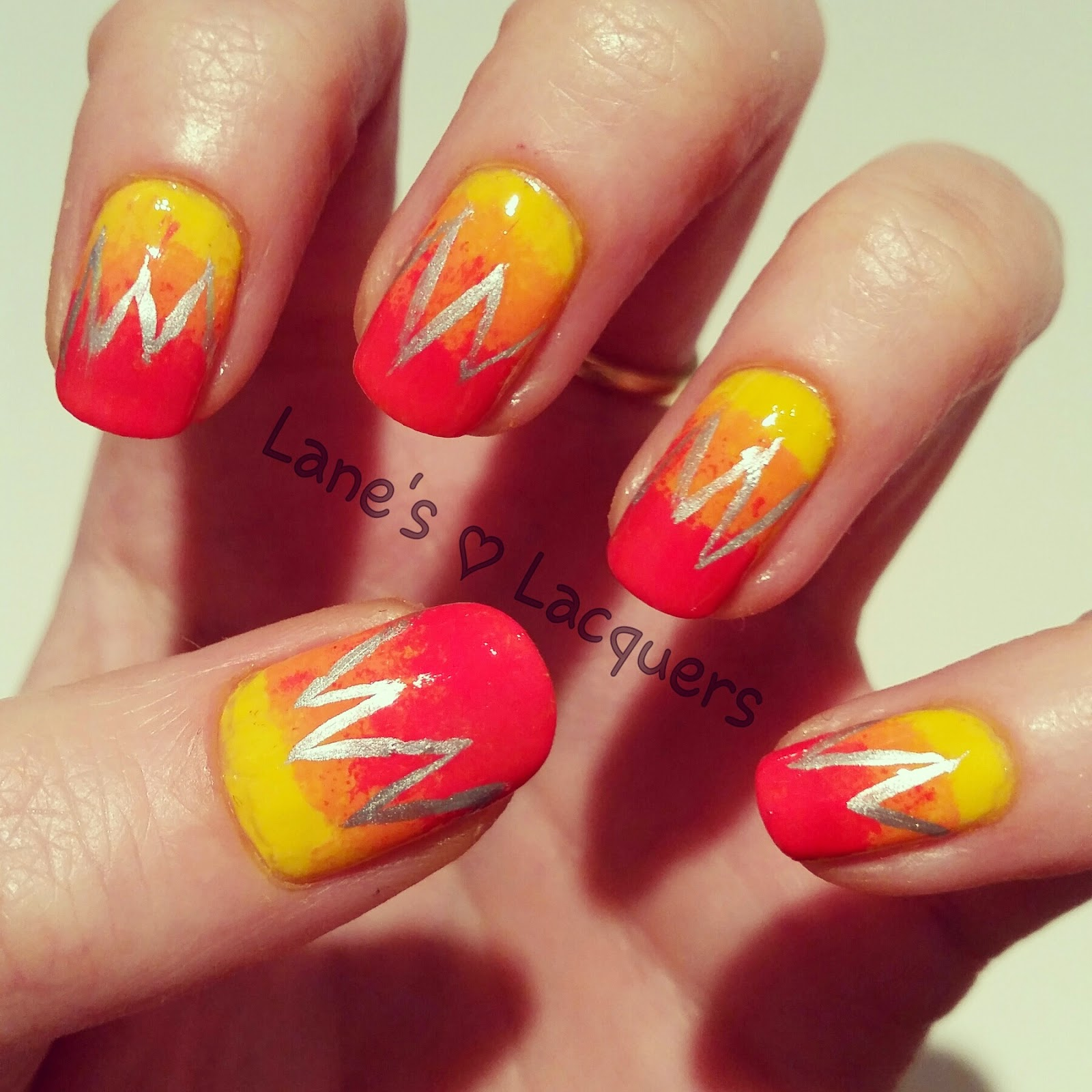 barry-m-red-yellow-orange-ombre-explosion-nail-art