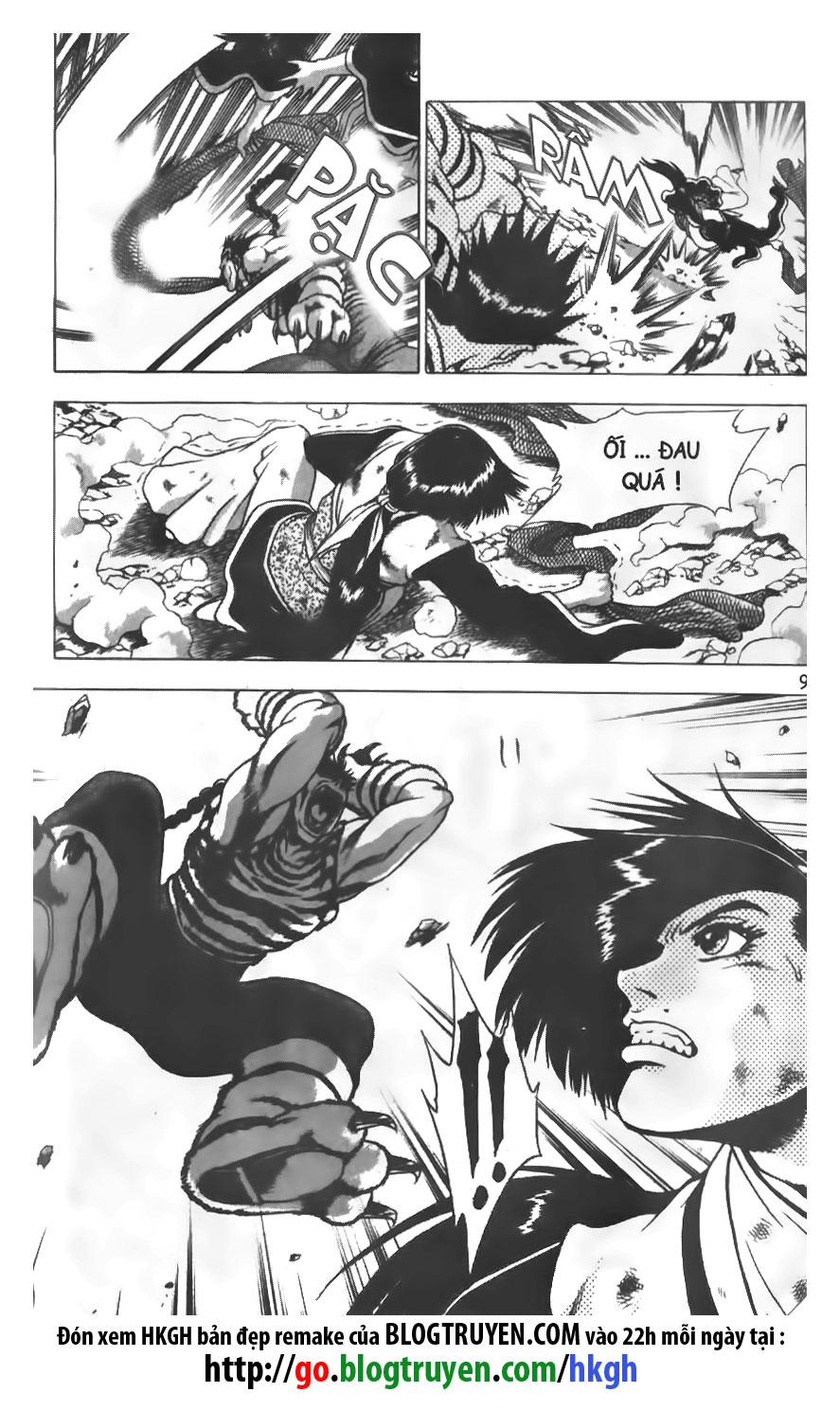 Hiệp Khách Giang Hồ chap 166 page 9 - IZTruyenTranh.com