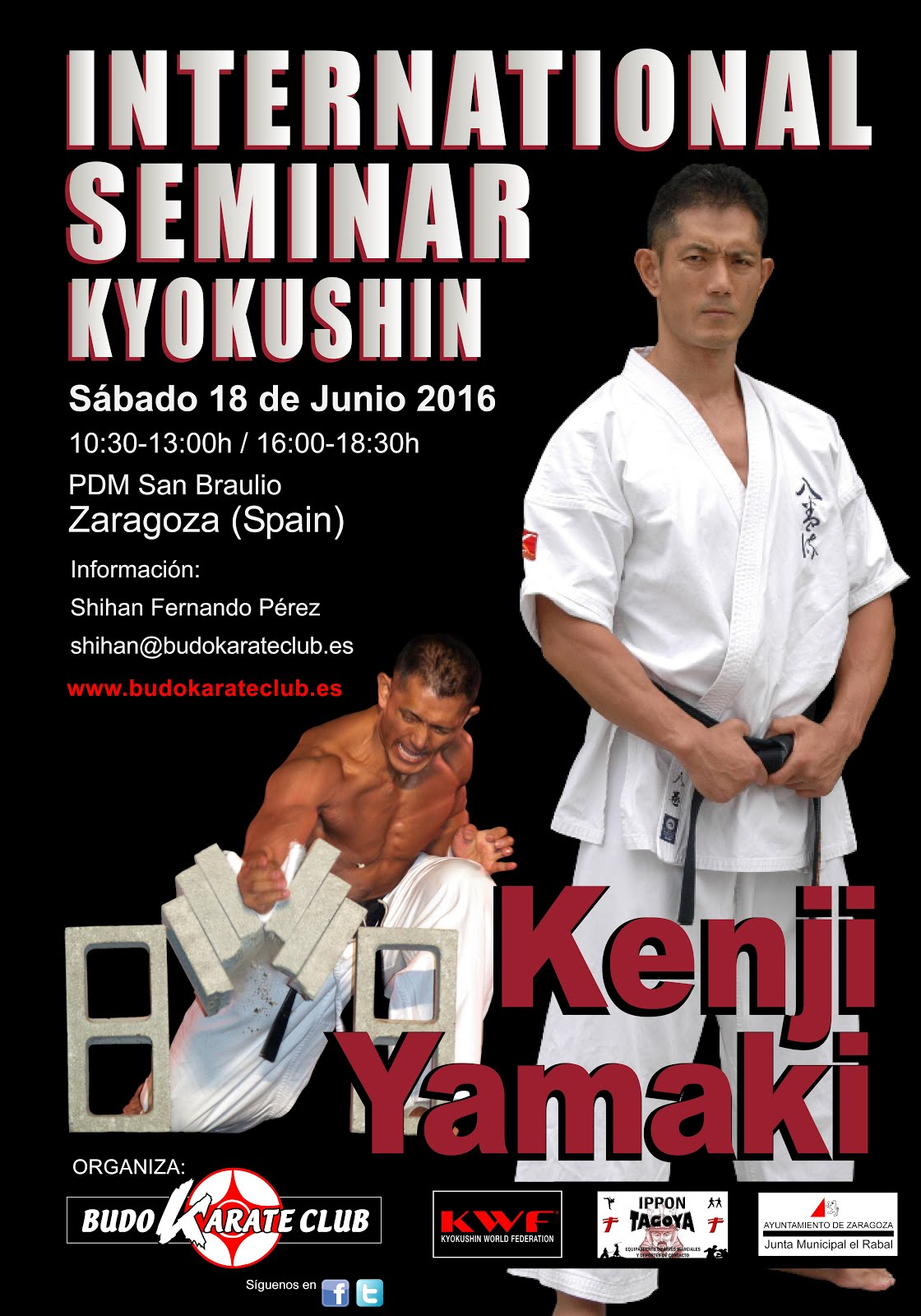 INTERNATIONAL SEMINAR KENJI YAMAKI