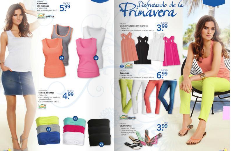 Lidl catalogo lidl moda primavera mayo 2015 for Catalogo de ofertas lidl