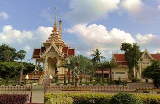 Wat Chalong Phuket | Paket Tour Murah ke Thailand 2013