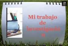 TRABJO DE INVESTIGACIÓN