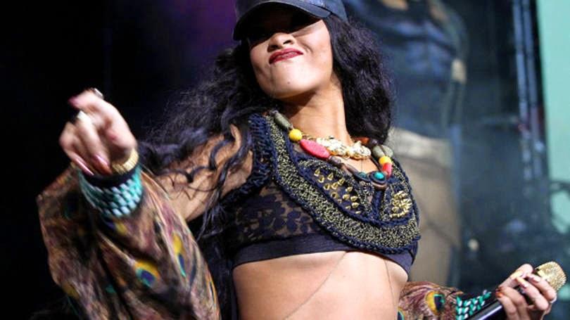 Rihanna é 8° celebridade mais poderosa do mundo