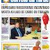 Morte misteriosa de empresário mossoroense em Tibau é destaque no Correio da tarde de hoje