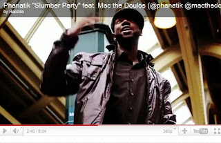 Phanatik - Slumber Party - ft Mac The Doulos