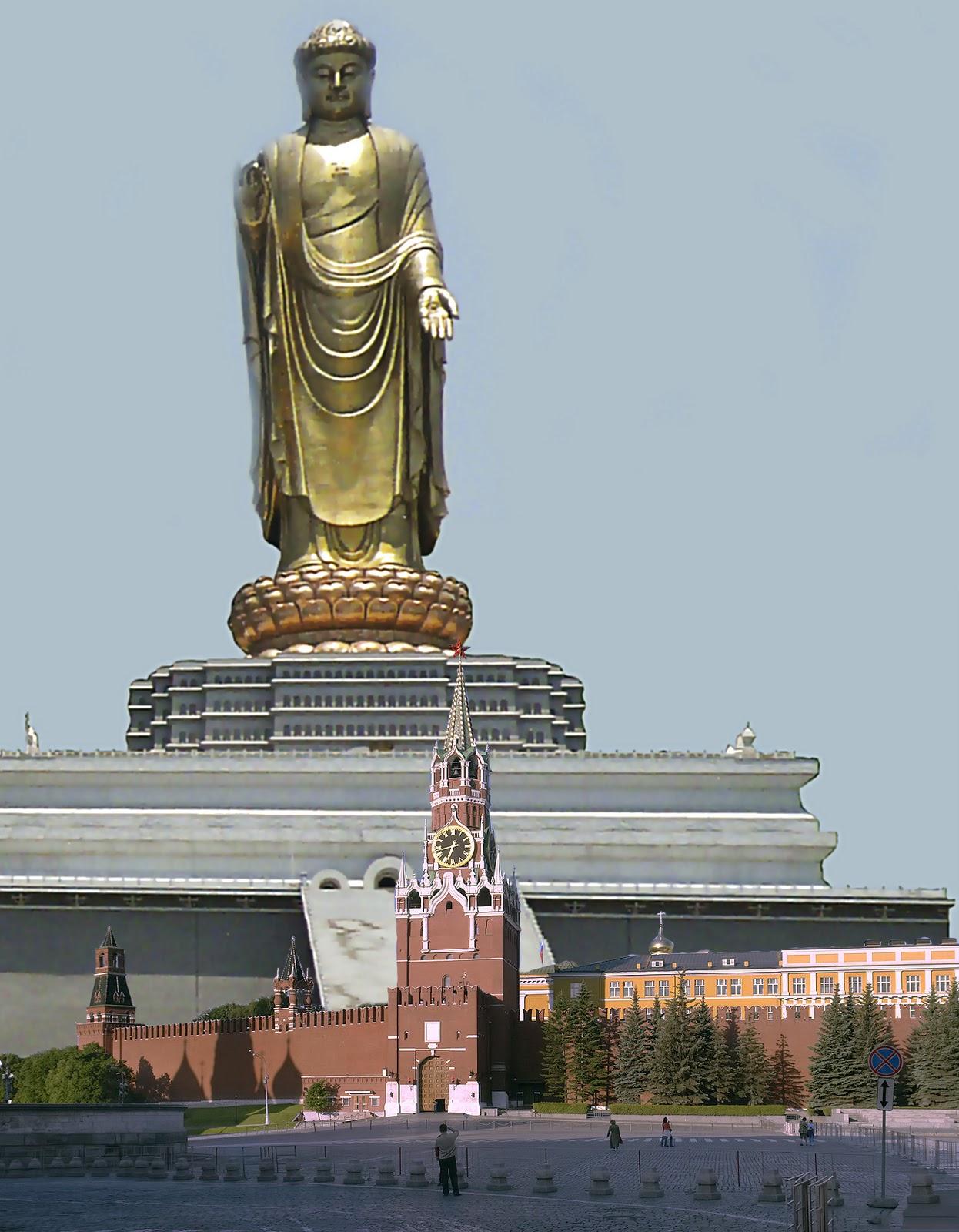 Будда Весеннего Храма - самый высокий будда в мире
