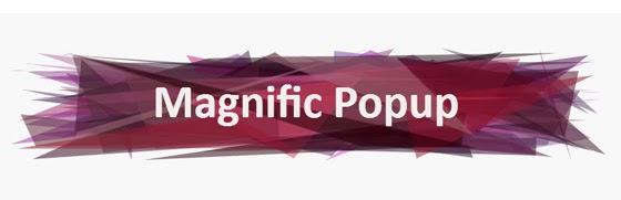 Magnific Popup