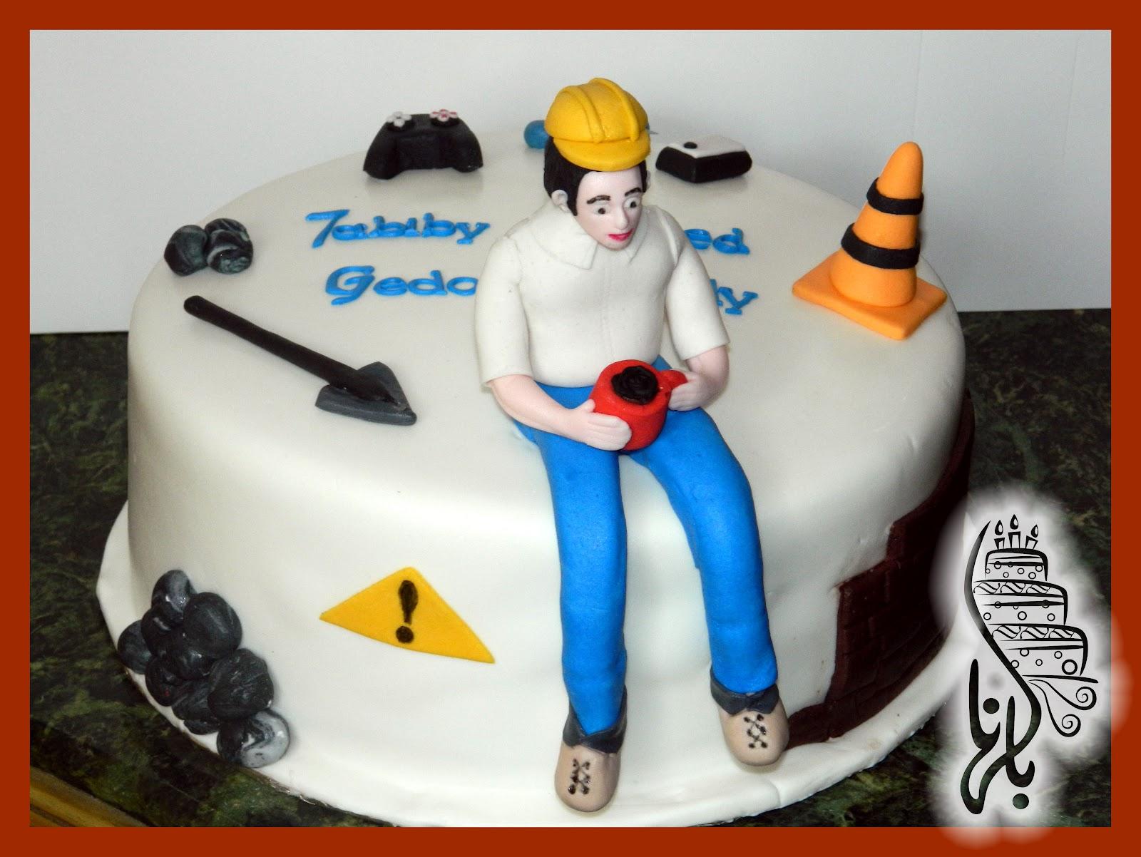 Cake Design For Civil Engineer : Birthday Cake Engineer, Birthday, Free Engine Image For ...