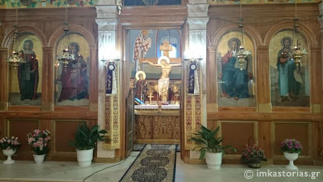 Στην Αγία Παρασκευή Ιεροπηγής (φωτογραφίες)