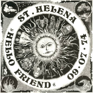 ST. HELENA-HELLO FRIEND, 12\