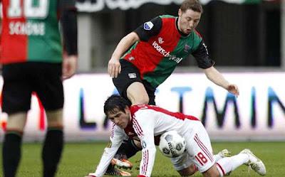 NEC Nijmegen 0 - 3 Ajax Amsterdam (1)