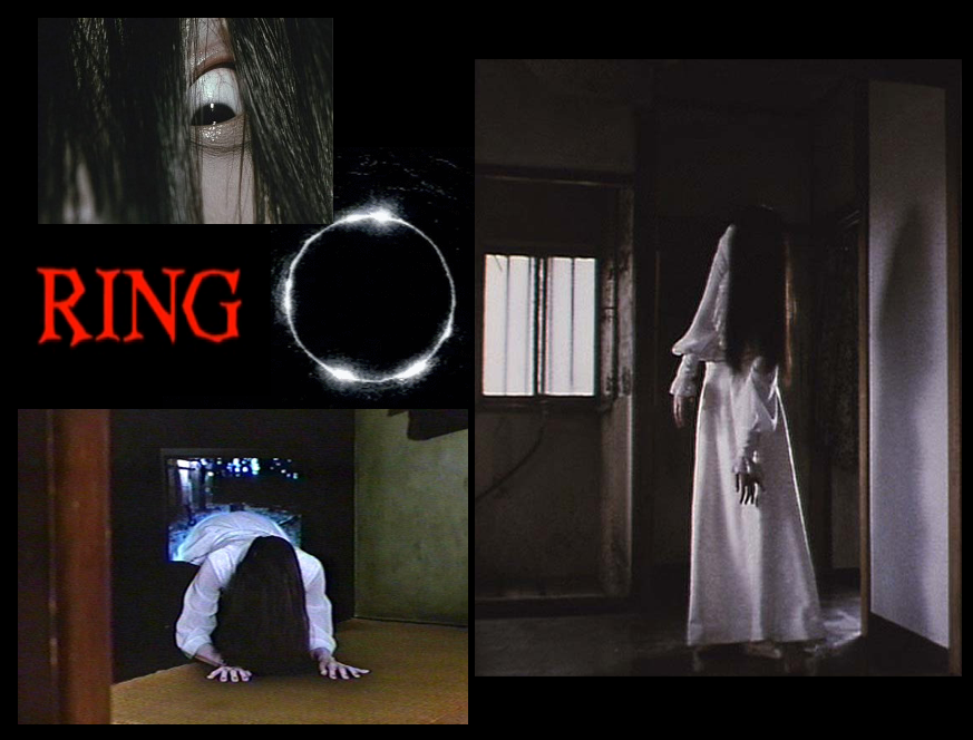 Ring (Ringu) 1998 Japanese horror film by Hideo Nakata Sadako