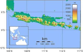 Paskibraka, Paskibra: Pulau Jawa