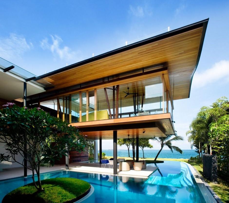 Dibujo tecnico casas de lujo - Casas modulares de lujo ...