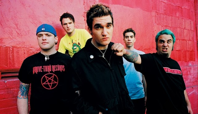 Pop Punks Not Dead - New Found Glory - UK tour