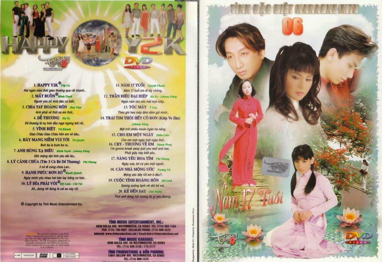Tình Đặc Biệt Karaoke MTV 06-Năm 17 Tuổi [DVD5.ISO]