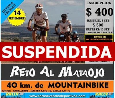 MTB. Reto al Mataojo (Pueblo Edén, Maldonado, 14/sep/2014)