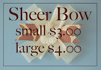 Sheer Bow