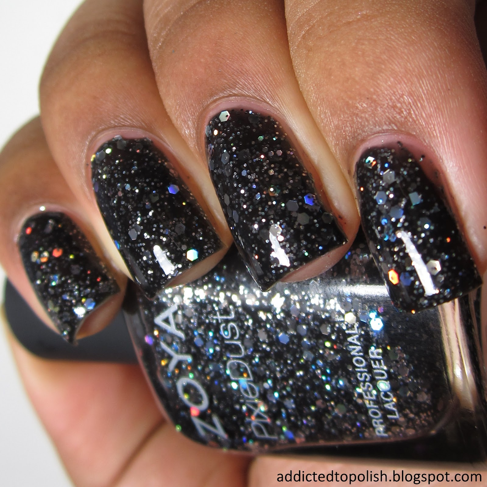 Zoya Imogen topcoat Wishes Collection Winter 2014