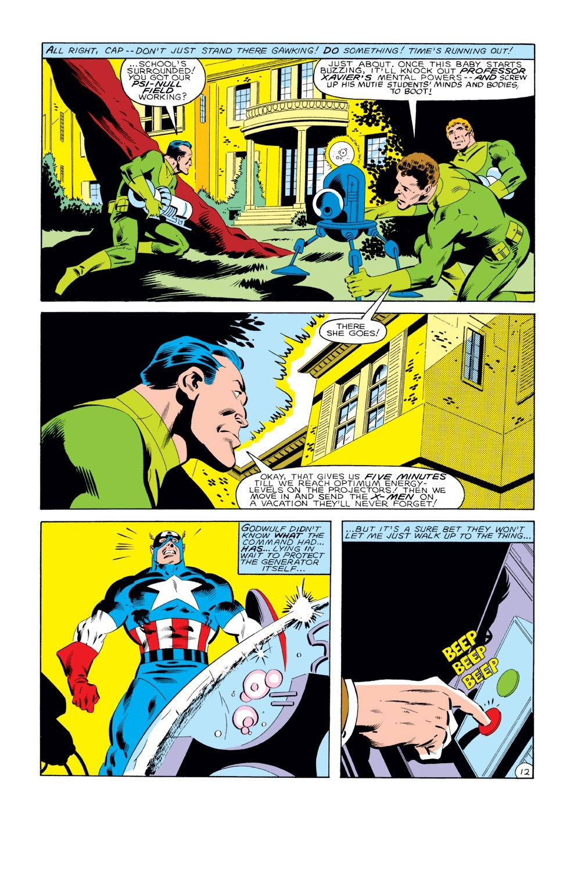 Captain America (1968) Issue #289 #205 - English 13