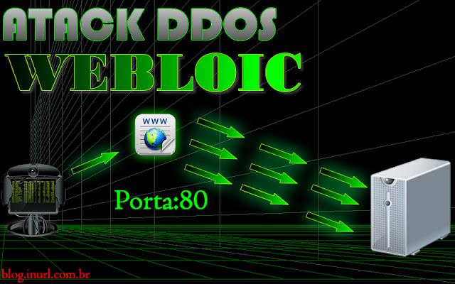 Atack DDOS WEBLOIC