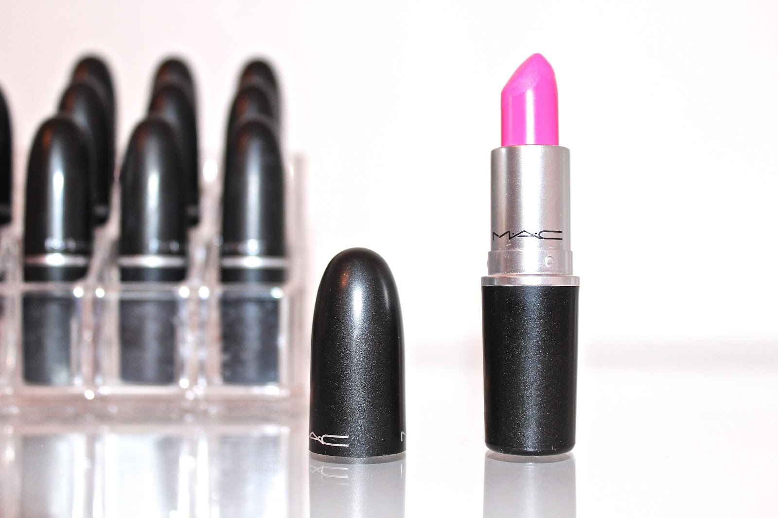 A review of MAC Candy Yum Yum Lipstick