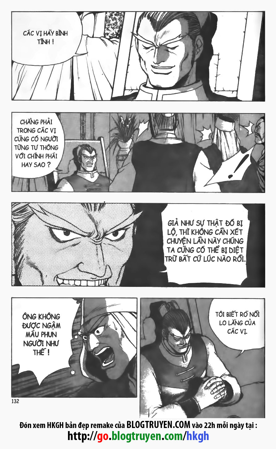 Hiệp Khách Giang Hồ chap 129 page 3 - IZTruyenTranh.com