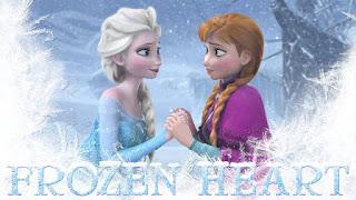 Gambar Elsa dan Anna Frozen wallpaper 16