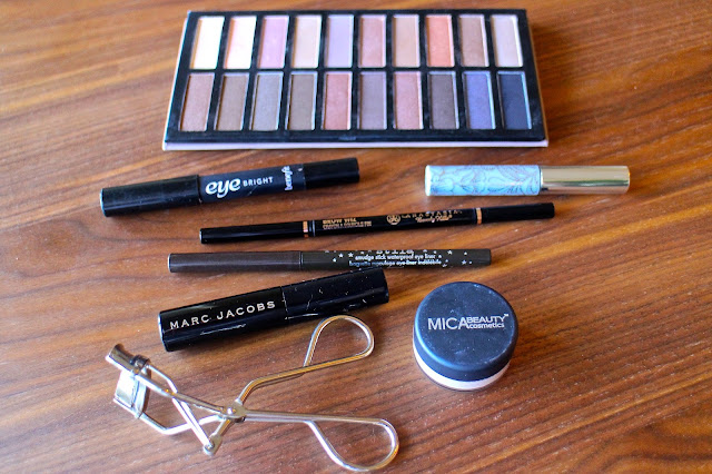 eye makeup essentials