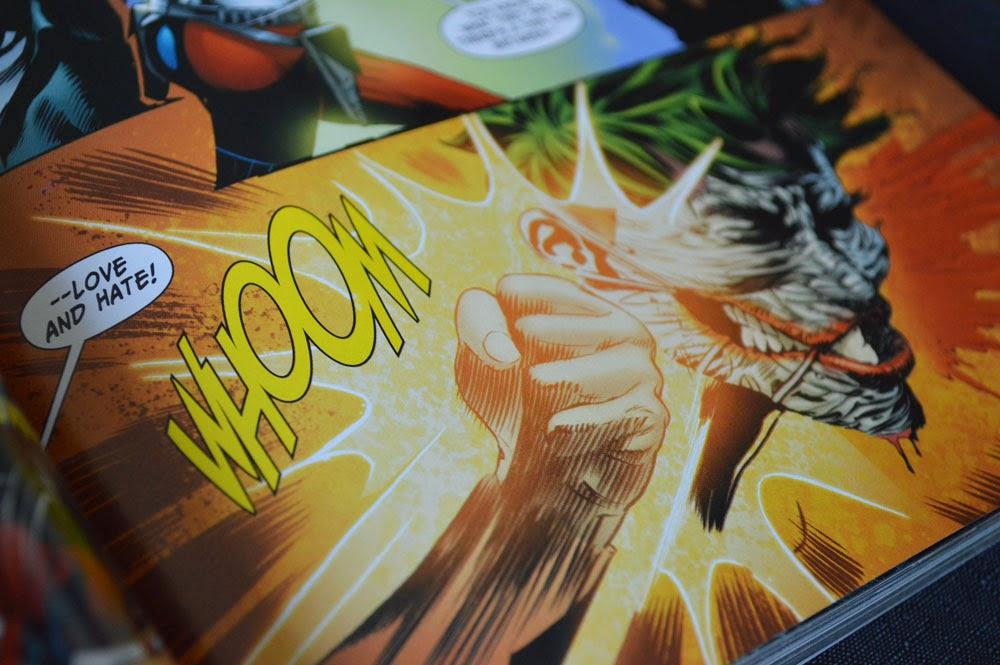 Joker comic artwork
