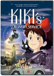Cartoon #7 : Kiki's Delivery Service