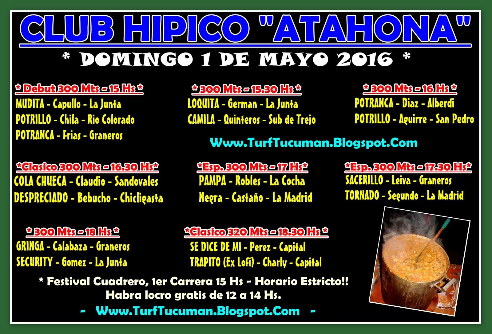 PROG ATAHONA DGO 1 MAYO 2016