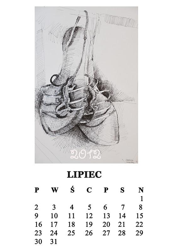 Kalendarz 2012 Do Wydruku