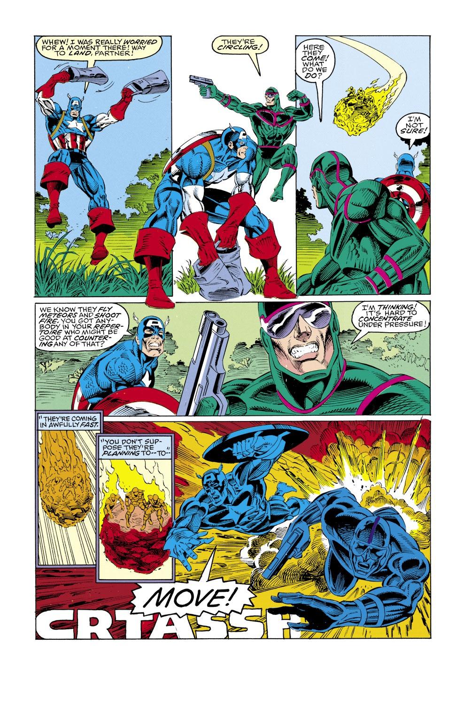 Captain America (1968) Issue #426 #376 - English 14
